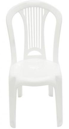 Cadeira Plastica Tramontina Atlantida Economy 92013/010 (branco)
