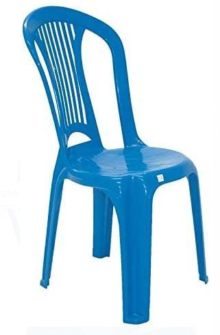 Cadeira plastica Tramontina Atlantida Economy 92013/070 (azul)