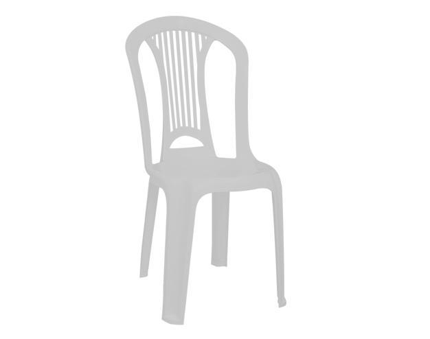 Cadeira Plástica Tramontina Atlântida Economy 92013/210 (cinza)