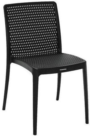 Cadeira Plastica Tramontina Isabelle 92150/009 (preto)