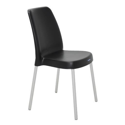 Cadeira Plástica Tramontina Vanda 92053/909 (preto)