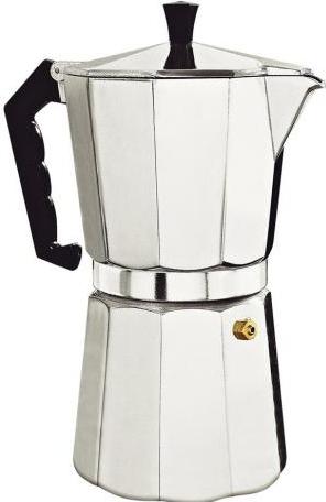Cafeteira 12 Xicaras Soprano Italiana 09516.3940.70 (aluminio)