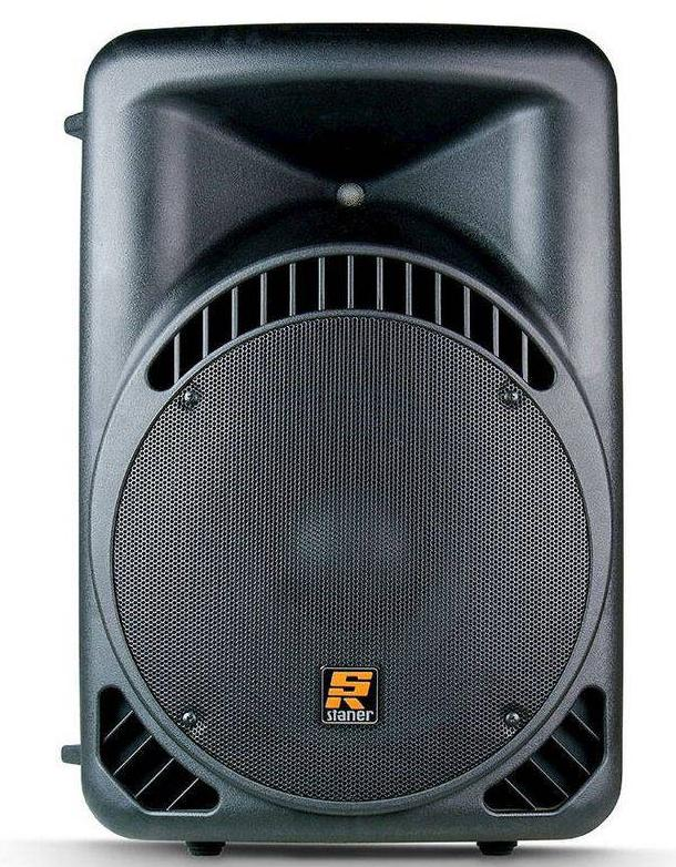 Caixa Amplificada Staner PS-520A (520W RMS)