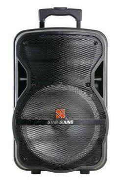 Caixa Amplificada Staner Star Sound SS-80 (25W RMS)