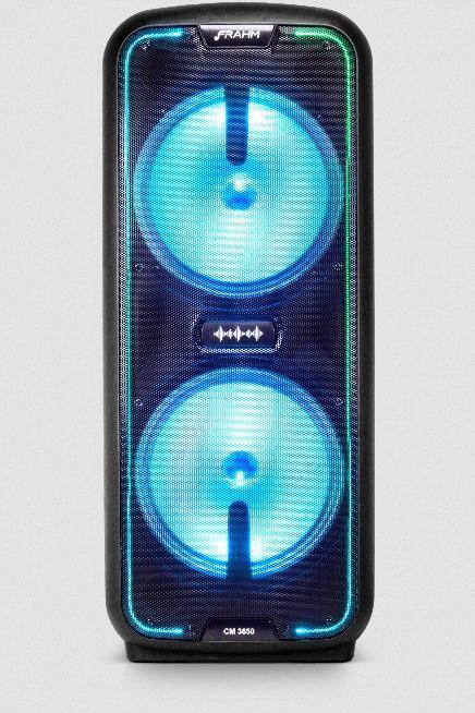 Caixa Amplificada Frahm CM-3650