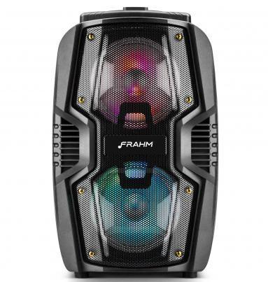Caixa Amplificada Frahm TF-200 (200W RMS)