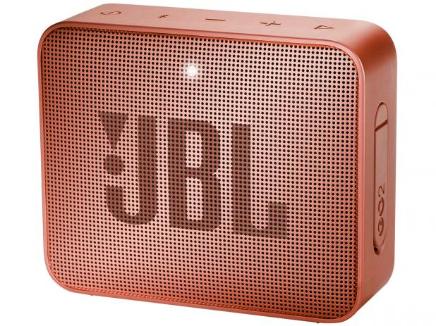 Caixa de Som JBL GO2 - 3W RMS Cinnamon