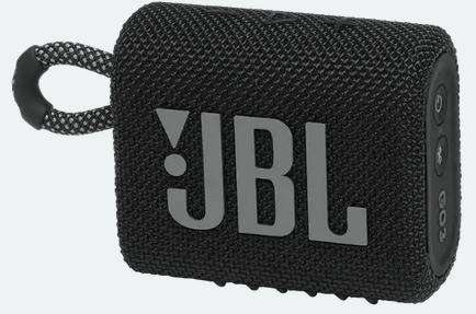 Caixa de Som Portatil JBL/Harman GO3 (4.2W RMS)