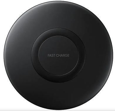 Carregador Samsung Wireless Charge Slim EP-1100BBPGBR (Preto)