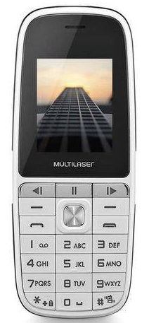 Celular Multilaser UP Play Dual P9077 (Branco)