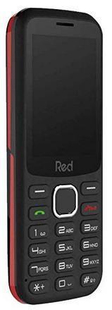 Celular Red Mega M010F (Preto/Vermelho)