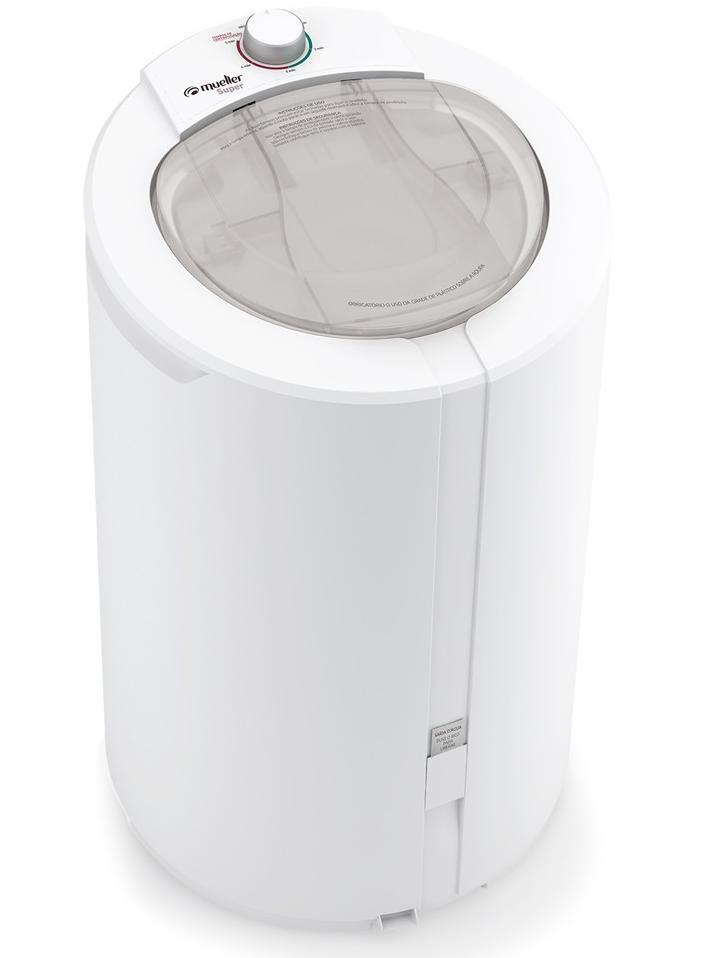 Centrifuga P/Roupas 5kg Muller Super 600053001 (branco)