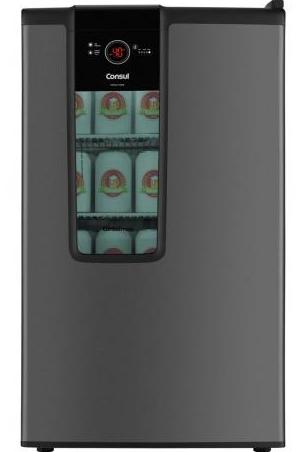 Cervejeira Frost Free 110L ConsulCZD-12ATANA (titanium)