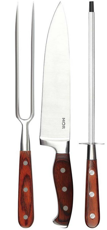 CJ P/Churrasco 03 PCS MOR Steel 3945