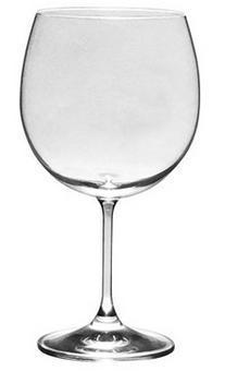 CJ Tacas Gin 6 PCS Lyor Crystalite Bohemia 5573 (670ml/cristal ecologico)