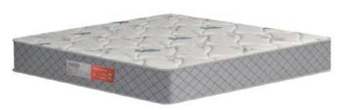 Colchao Casal Espuma Plumatex Falcon Black Ultra Firme 138x188x24CM (branco/cinza liso)