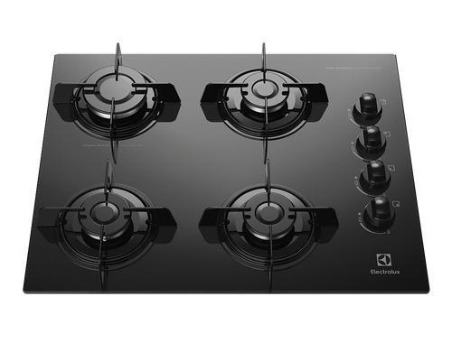 Cooktop 4Q Electrolux KE4GP (preto)