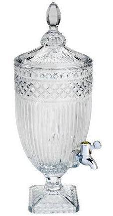 Dispenser de Bebidas 2L Lyor Cristal Persa 9051 (âmbar diamond)