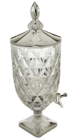 Dispenser De Bebidas 5L Lyor Cristal Diamond 7882
