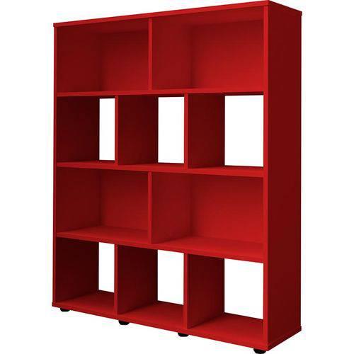 Estante Artely Book (vermelho)