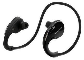 Fone de Ouvido Multilaser Earphone Sport PH181 (preto)