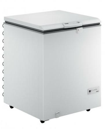 Freezer Horizontal 01 Tampa 220L Consul CHA22EBANA (branco)