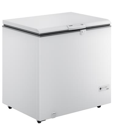 Freezer Horizontal 01 Tampa 309L Consul CHA31EBANA (branco)