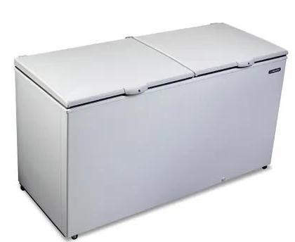 Freezer Horizontal 02 Tampas 546L Metalfrio DA550B2352 (branco)