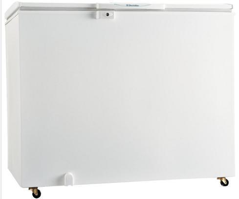 Freezer Horizontal 1 Tampa 305L Electrolux H300 (branco andino)