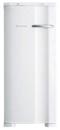 Freezer Vertical 145l Electrolux FE18 (branco andino)