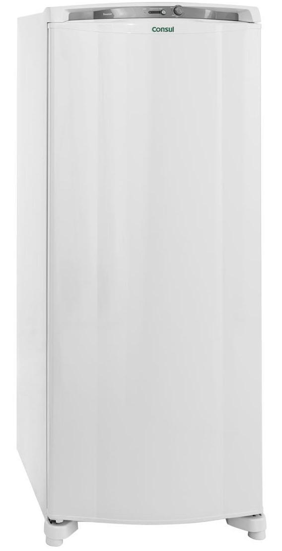 Freezer Vertical 231L Consul CVU-26EBANA (branco)