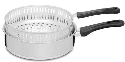Frigideira Frita Tudo Polida 22CM Nigro Criativa 053403 (aluminio)