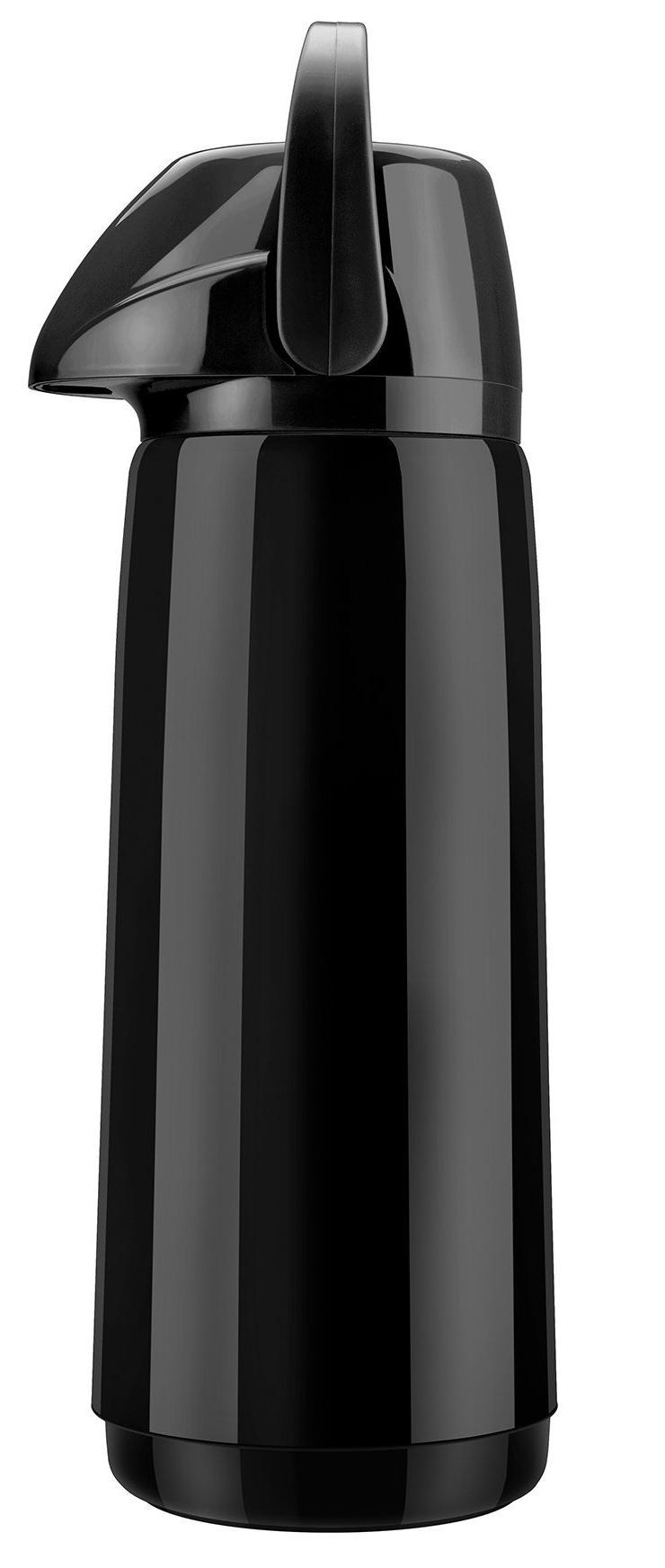 Garrafa Térmica de Pressao 1,8L Invicta Air Pot Slim 100200010105 (preto)