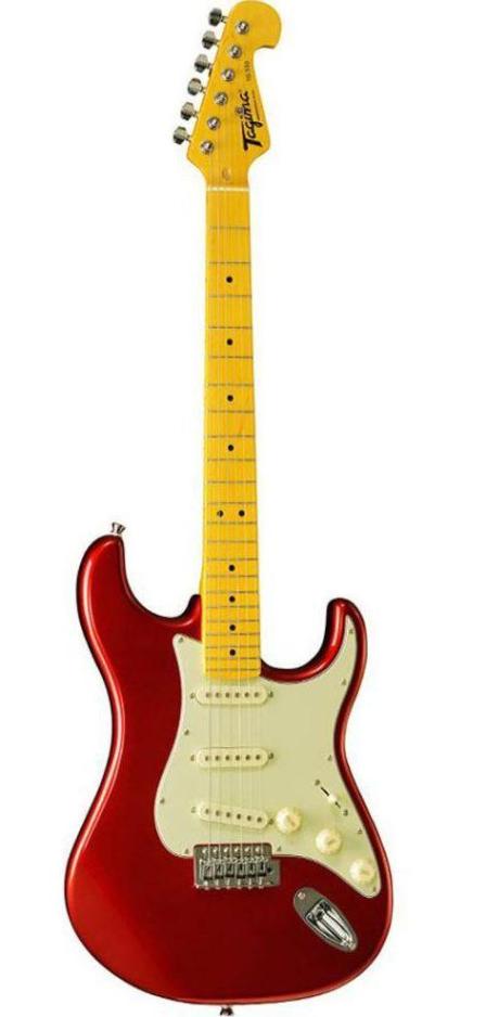 Guitarra Tagima Woodstock TG-530 (vermelho)