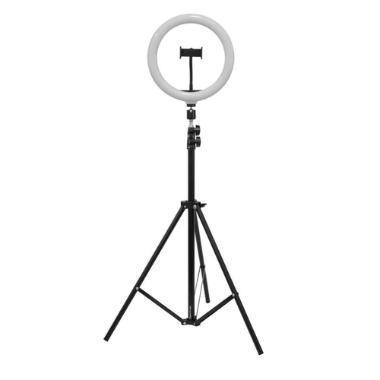 Iluminador Portátil Ring Light 10
