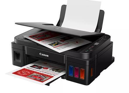 Impressora Multifuncional Tanque De Tinta Canon Megatank G3111