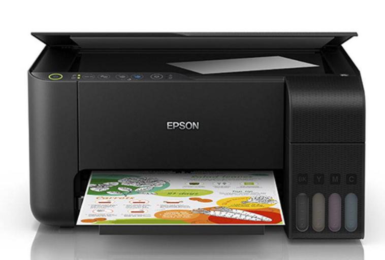 Impressora Multifuncional Tanque De Tinta Epson Ecotank L-3150 (ingram)
