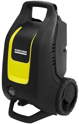 Lavadora de Alta Pressao Karcher K3 Black (1500w/pressao max.1740psi)