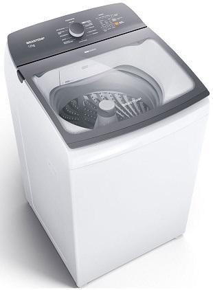 Lavadora de Roupa Automatica 12kg Brastemp BWK12ABANA (branco)