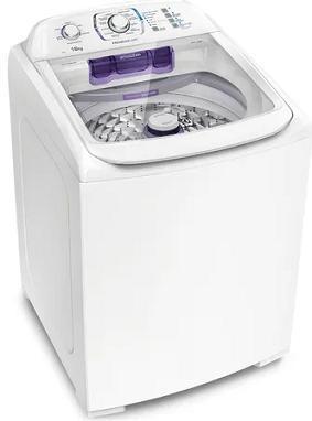 Lavadora de Roupa Automatica 16KG Electrolux LPR16 (branco)