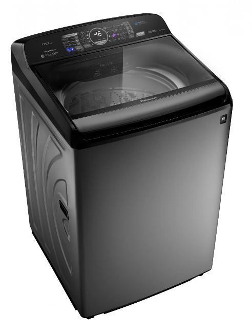 Lavadora De Roupa Automatica 17KG Panasonic NA-F170P6TA (titânio)
