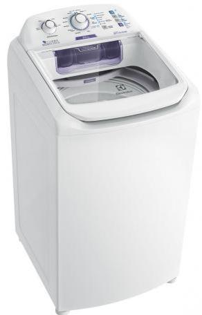 Lavadora de Roupa Automatica 8,5kg Electrolux LAC09 (branco)