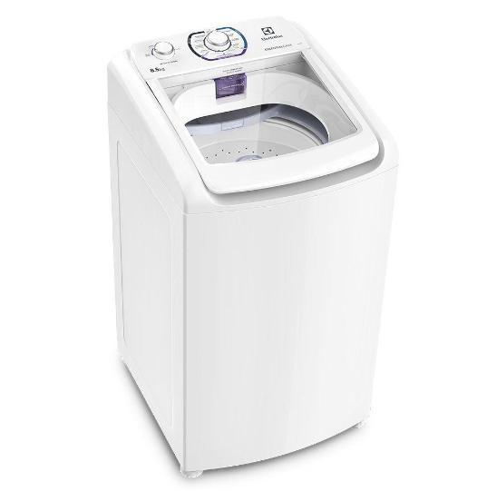 Lavadora De Roupa Automática 8,5kg Electrolux LES09 (branco)