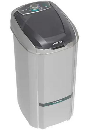 Lavadora de Roupa Semi-automatica 10KG Colormaq LCS-10.0 (prata)