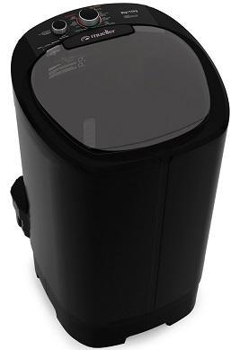 Lavadora de Roupa Semi-Automatica 14KG Mueller BIG 600058004 (preto)