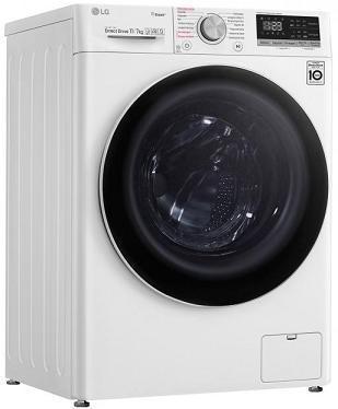 Lavadora e Secadora de Roupa Automatica 11KG LG CV5011WG4 (branco)