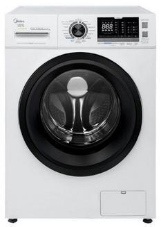 Lavadora e Secadora de Roupa Automatica Inverter Smart 10,2KG Midea LSE10B1 (branco)