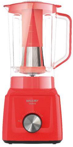 Liquidificador 12V Mallory Taurus B91202001 (vermelho)