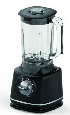 Liquidificador 15V Semp Easy LI6019PR1 (preto)