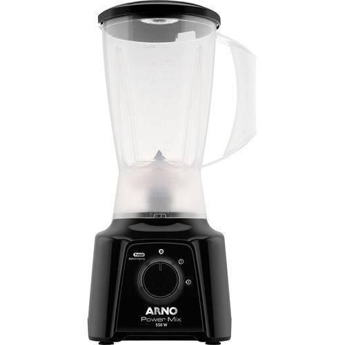 Liquidificador 2V Arno Power Mix LQ10/LN2808B3 (preto)
